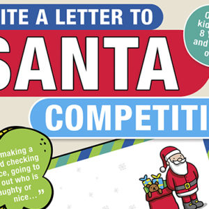 Competition – Write a letter to Santa & win a R2000 voucher for toys