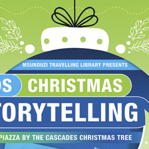 Kids Storytelling on the Piazza – 5 & 6 December 2017