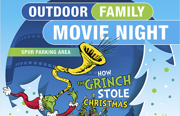 Outdoor family movie night – 14 December 2017