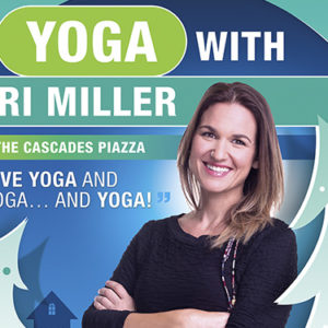 Yoga with Keri Miller – 9 December 2017