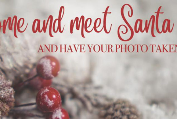 Come and meet Santa and have your photo taken at Cascades