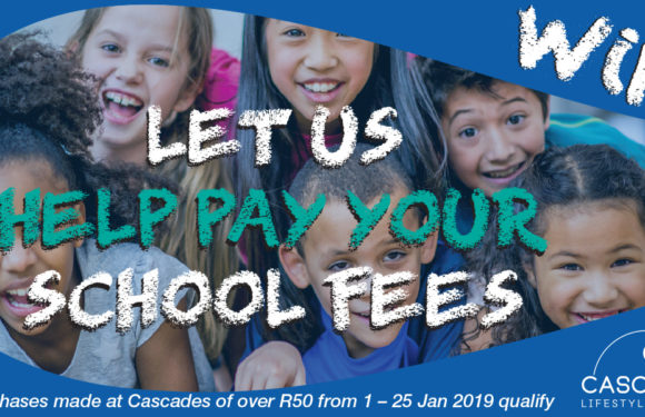 Competition – Let us help pay your school fees