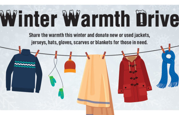 Winter Warmth Drive