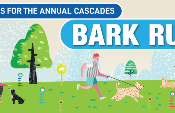 Cascades Bark Run