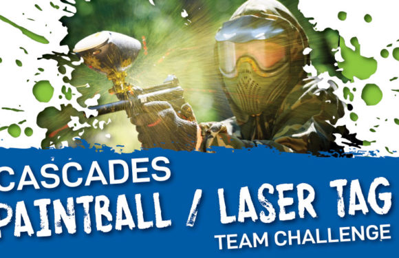 Cascades Paintball & Laser Tag Team Challenge