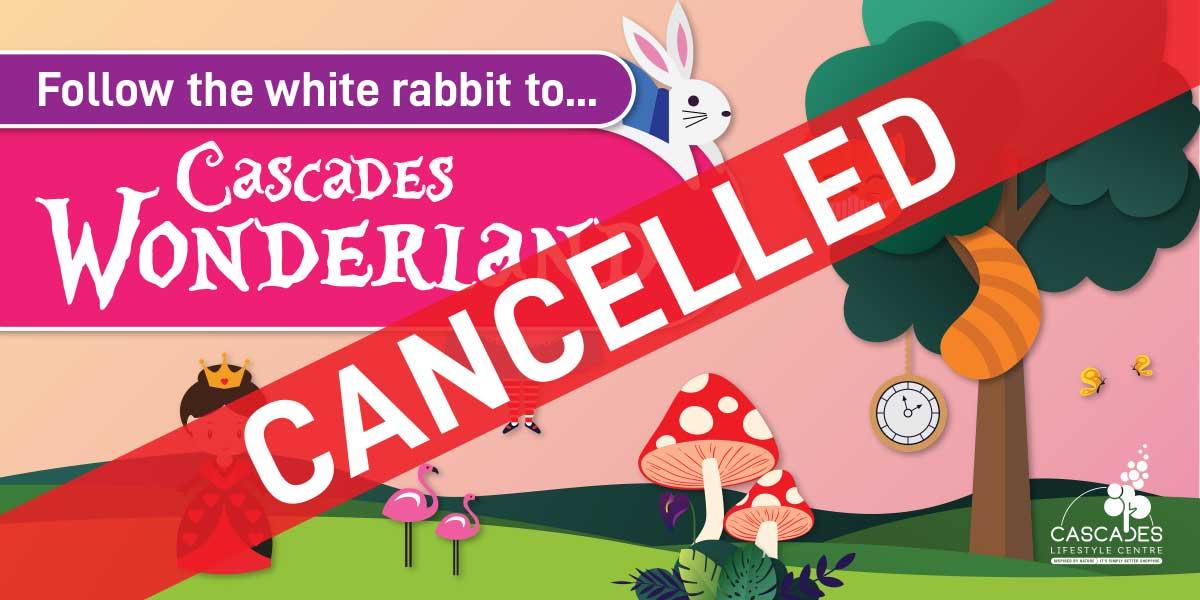 Cascades Wonderland Easter Carnival