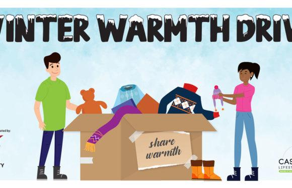 Winter Warmth Drive 2020