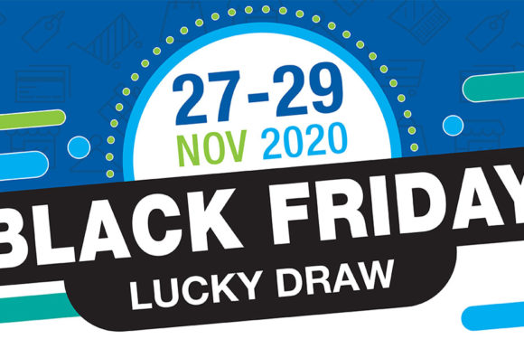 Black Friday Lucky Draw